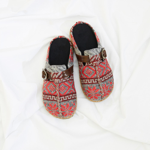 Clog shoes(pattern)