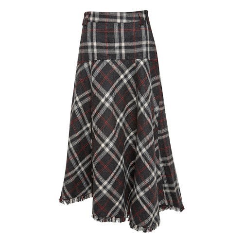 Unbalance check skirt